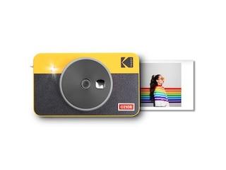 Kodak Mini Shot Combo 2 Retro gelb -