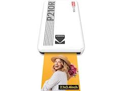 Kodak Mobiler Drucker Mini 2 Plus Retro weiss