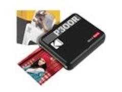 Kodak Mobiler Drucker Mini 3 Plus Retro schwarz