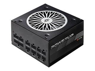 Chieftronic GPX-650FC 650W, PC-Netzteil -