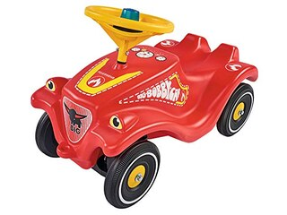 BIG Bobby-Car Classic Feuerwehr, Rutscher -
