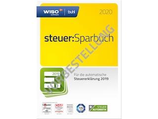Buhl Data Service WISO steuer:Sparbuch 2021 (für Steuerjahr 2020) (PC, Win) -