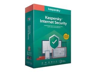 Kaspersky Internet Security 2020 / 10 Geräte / 1 Jahr -