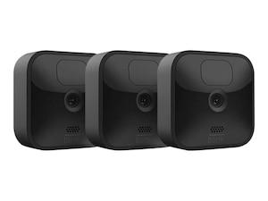 Outdoor 2 Camera System Schwarz