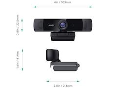 Aukey PC-LM1E Stream Series schwarz
