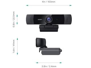 Aukey PC-LM1E Stream Series schwarz -