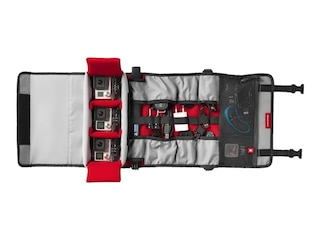 Manfrotto Off road Stunt Rolltasche für Action Kameras & Zubehör -