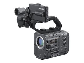 Sony FX6 Vollformat Profi-Camcorder -
