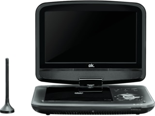 OK. OPD 920-T2-1 Tragbarer DVD Player mit DVB-T2 -