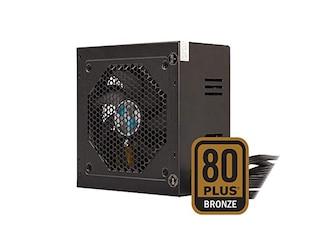 Realpower SMART SILENT 600 Watt 80+ bronze APFC EuP (325988) -