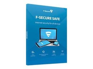 F-Secure SAFE 2020 3 Geräte (1 Jahr) -