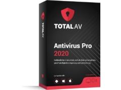 Total AV Antivirus Pro 2020 3 Geräte / 1 Jahr