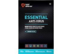 Total Defense Essential Antivirus 2020 3 Geräte / 1 Jahr