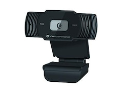 Conceptronic AMDIS 1080P FullHD Webcam mit Mikrofon (354408)