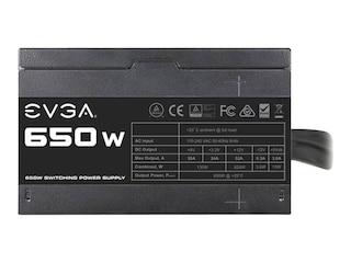 eVGA 650 N1 650 Watt (100-N1-0650-L2) -