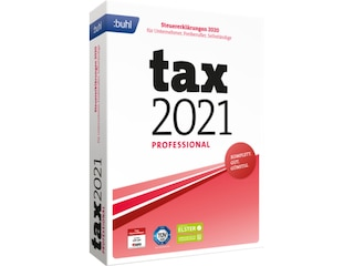 Buhl Data Service WISO tax Professional 2021 -