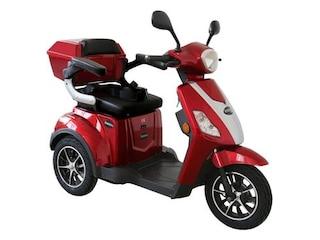 Rolektro E-Trike 25 V.2 rot -