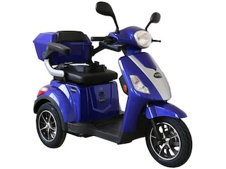 Rolektro E-Trike 25 V.2 blau -