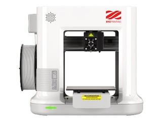 XYZ Printing Da Vinci Mini w+ 3D-Drucker weiß (3FM3WXEU00C) -