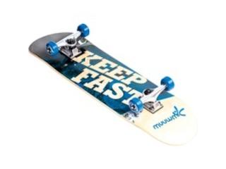 Muuwmi ABEC 5 Wave Skateboard -