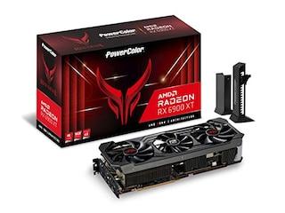 PowerColor AMD Radeon RX 6900 XT Red Devil 16GB GDDR6 (6900XT16GBD6-3DHE/OC) -