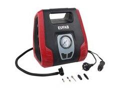 EAL Kompressor 8.3 bar 12V Adapter zum Betrieb per Kabel, Analoges Manometer
