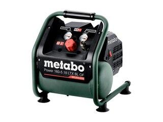 Metabo Akku-Druckluft-Kompressor Power 160-5 18 LTX BL OF 5l 8 bar -
