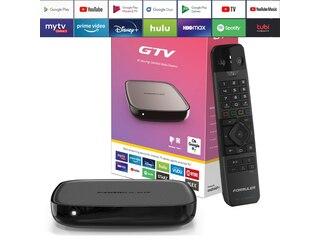 Formuler VO-4536 Z8 Pro, Media-Player -