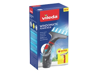 Vileda 161331 Windomatic Power Blue Fenstersauger -