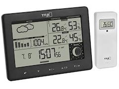 TFA TFA 35.1158.01 Funk-Wetterstation