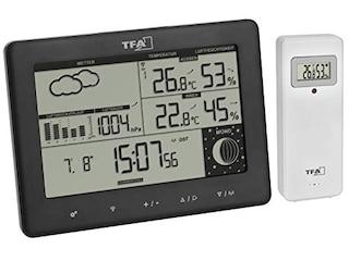 TFA TFA 35.1158.01 Funk-Wetterstation -