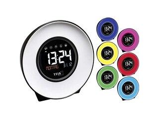 TFA Mood Light, 2 Weckzeiten, Einschlaffunktion, USB (60.2032.02) -