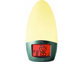 Technoline WT 493, 2 Weckzeiten, mit Radio, Thermometer -