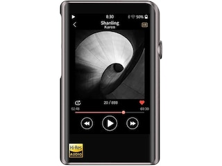 Shanling M2X Bluetooth Audio Player titanium -