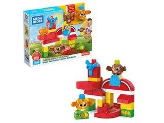 Mattel Mega Bloks Guck-Guck Tierfarm - Spielbausteine -