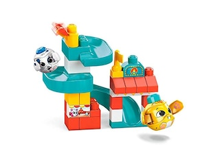 Mattel Mega Bloks Guck-Guck Vergnügungspark - Spielbausteine -
