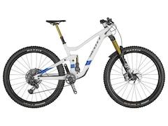 Scott Ransom 900 Tuned AXS Weiß Modell 2021 (7615523117819)