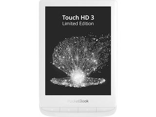 PocketBook Touch HD 3 pearl white WLAN 16GB Weiß (PB632-W-GE-WW) -
