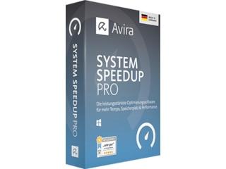 Avira System Speedup Pro 2021 -
