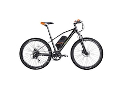 Sachsenrad E-Racing Bike R6 2021 Edition mit extra großem 400WH Akku 26 Zoll