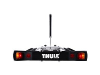Thule RideOn 9502 Fahrradträger (2 Fahrräder, Befestigung an Anhängerkupplung) - Kupplungsträger -