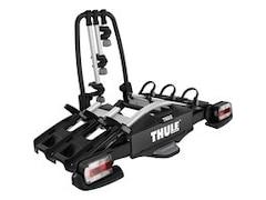 Thule 92701 VeloCompact Fahrradträger (3 Fahrräder, 7 Pin) - Kupplungsträger