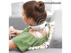 InnovaGoods Elektromagnetisches Nacken und Rückenmassagegerät