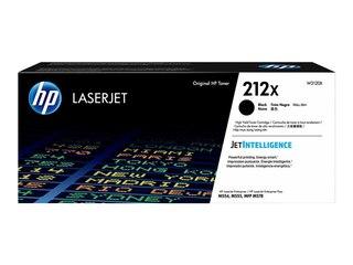 HP 212X, W2120X schwarz, 13000 Seiten -