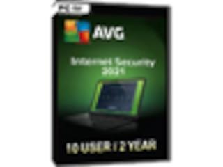 AVG Internet Security 2021 (10 Nutzer / 2 Jahre) -