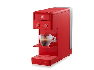 illy 60412 Y3.3 Iperspresso Rot -