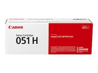Canon 051H hohe Ergiebigkeit 4.100 Seiten (2169C002), schwarz -