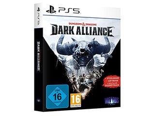 Koch Media Dungeons & Dragons Dark Alliance Steelbook Edition (PS5) -