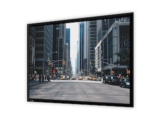 Deluxx Professional Rahmenleinwand Mattweiß Vision - 16:10 - 300x187 cm - 140 Zoll -