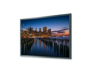 Deluxx Professional Rahmenleinwand Frame Pro 16:9 Mattweiss Vision 300 x 169 cm -